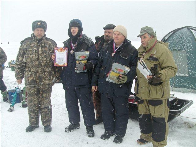 ульяновский рыболовная федерация